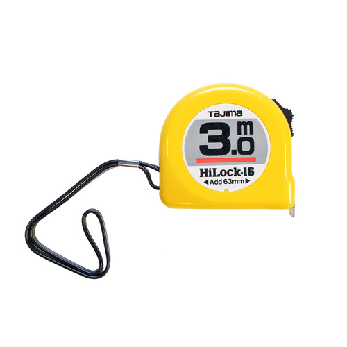 Pocket Tape Measurer 3m